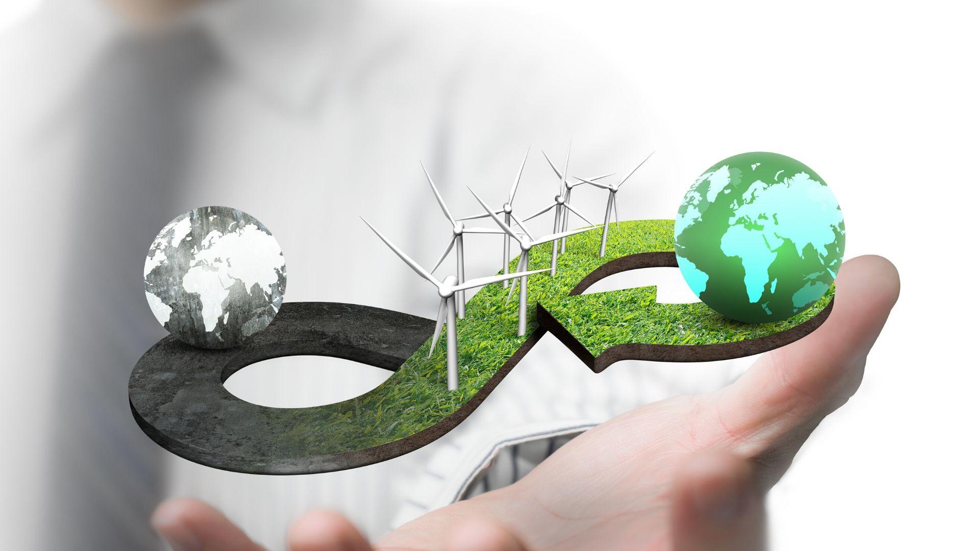 Participa en el concurso Desarrolla Inversión Productiva para proyectos de inversión en Economía Circular, cofinanciará hasta $20.000.000.