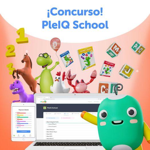 Concurso PleIQ School